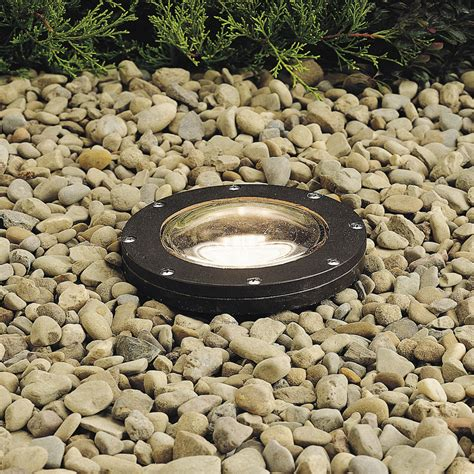 Kichler Well Light Kichler 15194az 12v Enclosed In Ground Well Light