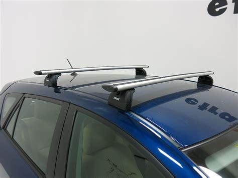 2012 subaru impreza roof rack thule roof rack for 2013 subaru impreza etrailer com