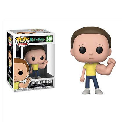 Funko Rick And Morty Snowball Pop Vinyl 12445 animated figures official merchandise 2017 18
