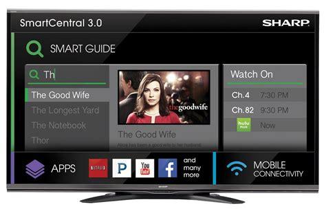 Tv Lg Aquos sharp lc 60eq10u 60 inch aquos q 1080p 240hz smart led tv
