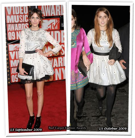 Who Wore It Better Luella Floral Mini Dress by Who Wore Luella Better Chung Or Princess Beatrice