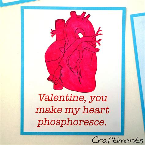 chemistry valentines day puns craftiments printable chemistry valentines some