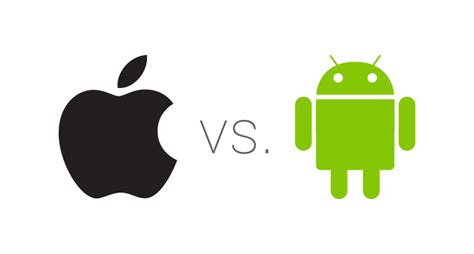 android vs apple 5 key differences between android ios marketers should consider