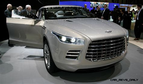 Aston Martin Lagonda Suv by Digital Renderings Fix The 2009 Aston Martin Lagonda Suv
