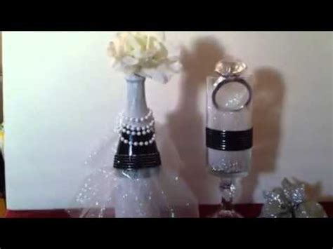 diy wedding shower centerpiece ideas diy bridal shower centerpieces
