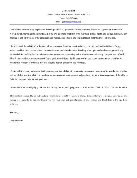 ending a letter janet hackett resume cover letter 1204