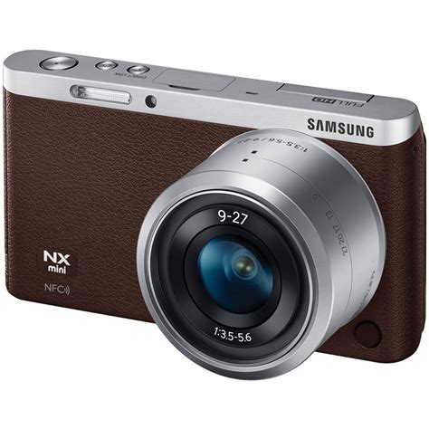 samsung nx mini mirrorless digital ev nxf1zzb2jus b h
