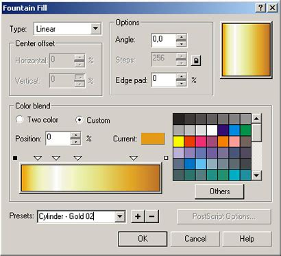 create pattern fill coreldraw web design website design tutorials articles and free stuff
