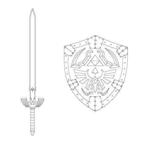 sword coloring pages sword and shield coloring pages coloring pages