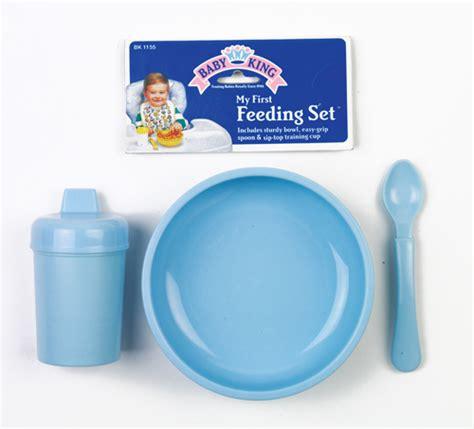 Feeding Set Type 07 Baby Scots feeding bowl set bowl lid spoon kits for kidzkits for kidz