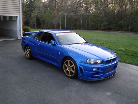 Nissan Skylines In The Us by 1998 Nissan Skyline For Sale In The Usa Html Autos Weblog