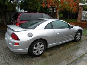 picture of 2001 mitsubishi eclipse gt exterior