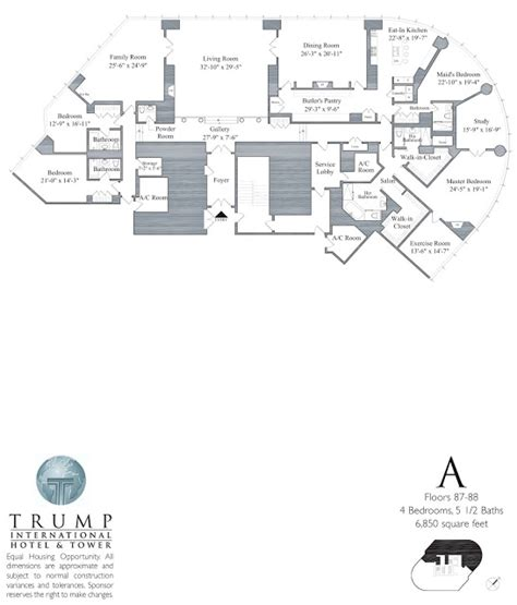 trump tower chicago floor plans world of architecture tallest towers trump tower chicago