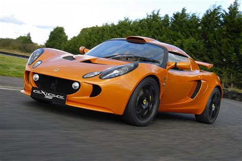 Lotus Exige S photos