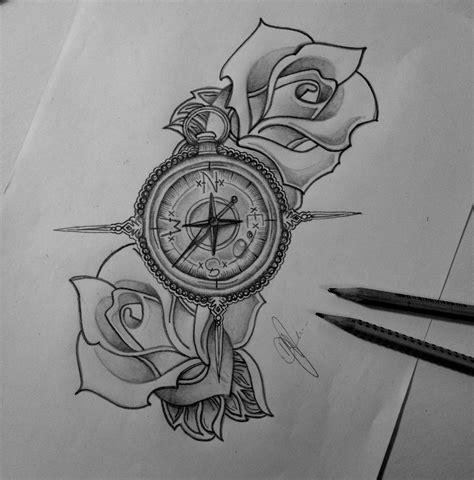 wandlen met arm tattoo kompas rug google zoeken tattoo pinterest