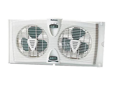 feature comforts window fan holmes hawf2030 2 speed window fan thermostat newegg com