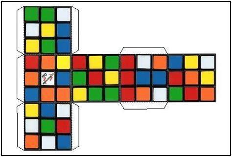 Papercraft Cube - cubo rubik armable de papel buscar con