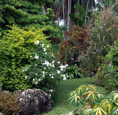 Tropical Flower Garden Landscape Designs Pdf Tropical Flower Garden