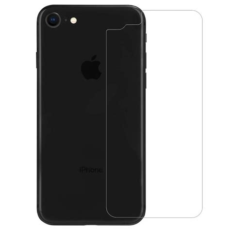 Iphone 8 Back Tempered Glass iphone 8 nillkin amazing h tempered glass back cover