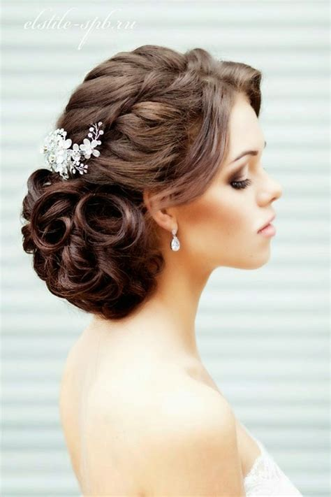 20 creative and beautiful wedding hairstyles for hair