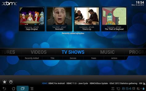 xbmc android free