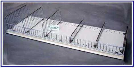 Gondola Shelf Dividers by Gondola Shelving In Stock Large Selection Of Sizes