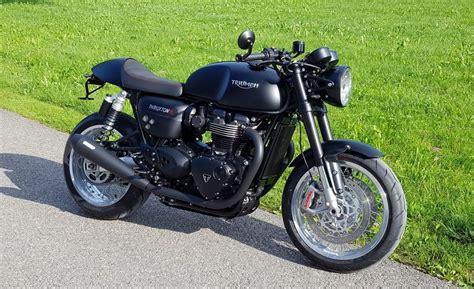 Triumph Motorrad Customizing by Triumph World By Hafner S Bikes Gmbh Customizing
