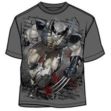 Tshirt X The Wolverine Roffico Cloth wall x wolverine t shirt ebay