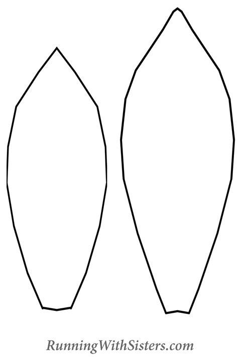 Printable Poinsettia Template