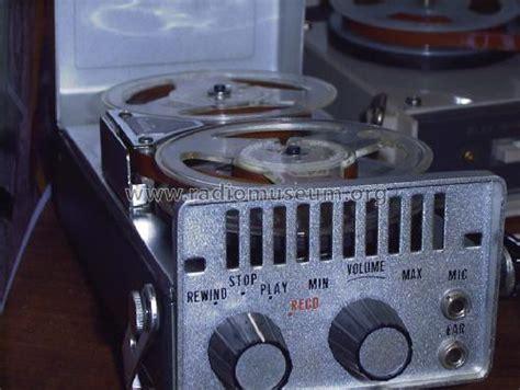 Buku Elektronika Radio Transistor Recorder Cassette all transistor recorder ra 11 r player aristocom