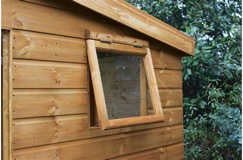 Shed Window by Potting Shed