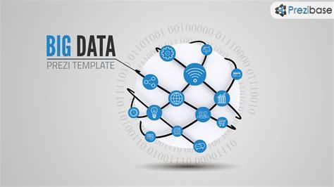 Big Data Prezi Template Prezibase Big Data Ppt Template Free
