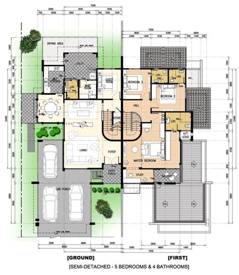 layout plan malaysia duplex house design in malaysia joy studio design