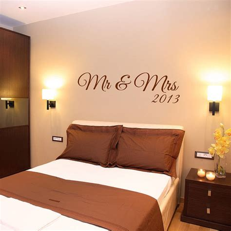 wall stickers quotes uk mr and mrs wall sticker by wall quotes designs by gemma duffy notonthehighstreet