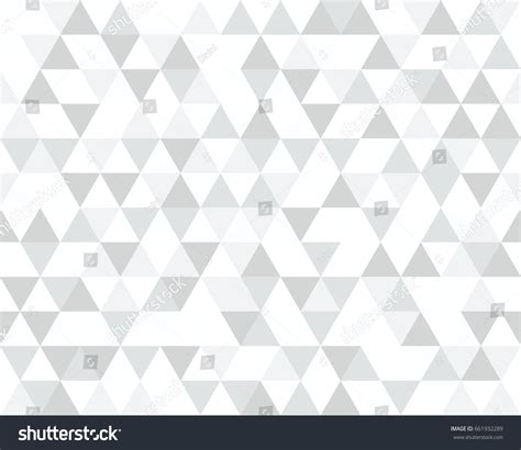 gray triangle pattern vector seamless white grey triangle pattern vector stock vector