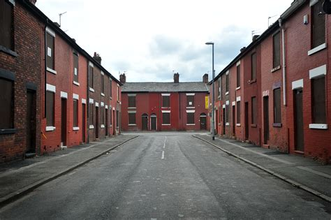 silverdale street manchester streets  empty houses