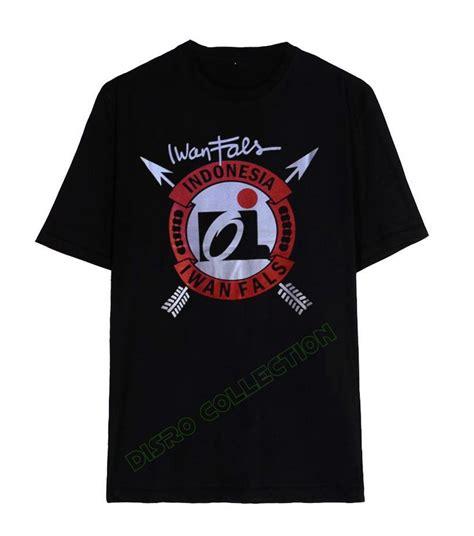 Kaost Shirt Original Iwan Fals daftar harga jual baju renang anak di bandung terbaru juli