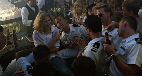 top gun song in bar top gun bar scene