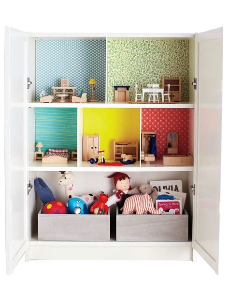ikea dolls house ikea hack for kids cloud shelves petit small