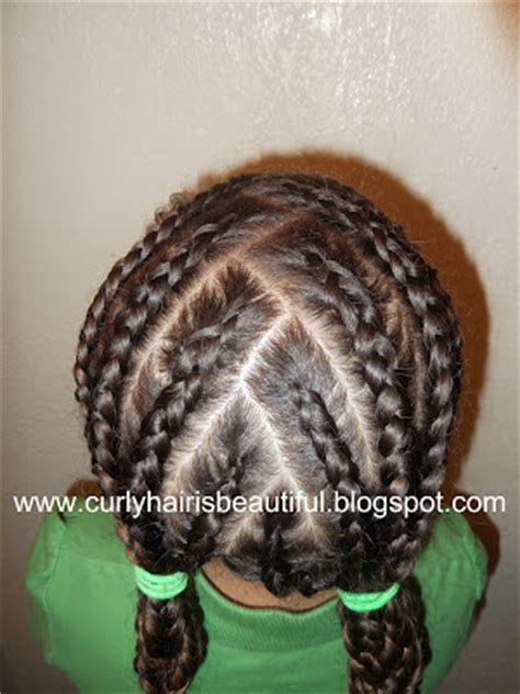 zig zag pattern natural hair curly hair is beautiful chunky cornrows with zig zag pattern