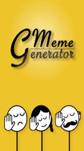 Quick Meme Maker - quick meme generator android apps on google play