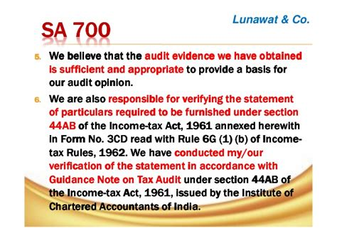 section 35 of income tax act critical issues in presumptive taxation tax audit