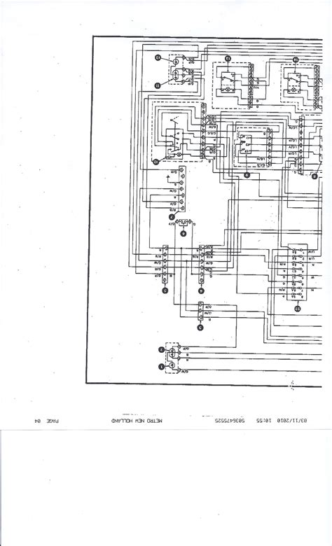 Ford 3910 Tractor Electrical Harnes Wiring Diagram Database