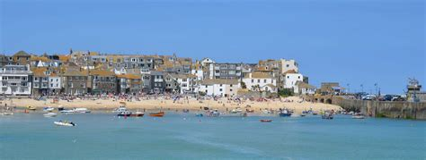 St Yves blue sky bed breakfast st ives cornwall