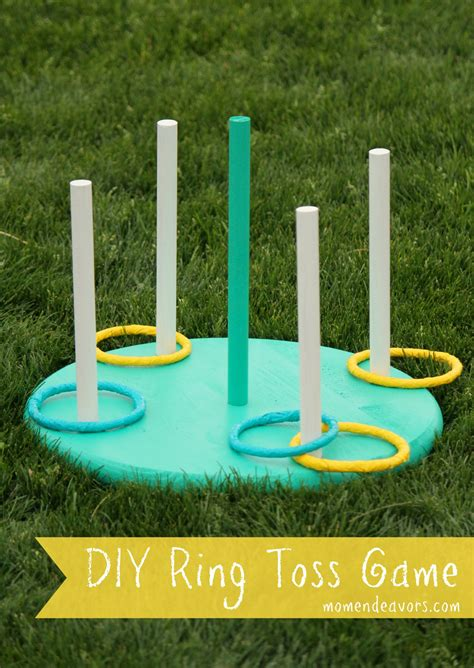 Ring Toss diy ring toss