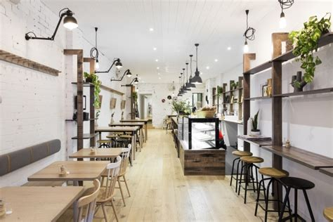 interior design cafe melbourne lucky penny caf 233 restaurant by biasol design studio