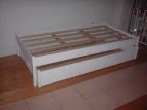 Bed Frame For Sale Makati Jovan White Trundle Bed Offering For Sale Makati
