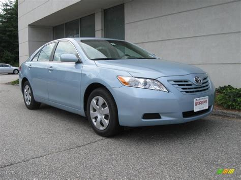 2008 toyota camry le 2008 sky blue pearl toyota camry le 16108273 gtcarlot