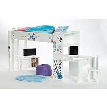 journey bunk bed journey beds on furniture american and 18 inch doll