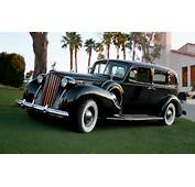 1939 Packard 1708  Information And Photos MOMENTcar